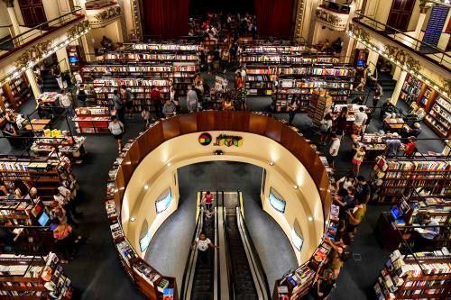 Biblioteca en argentina