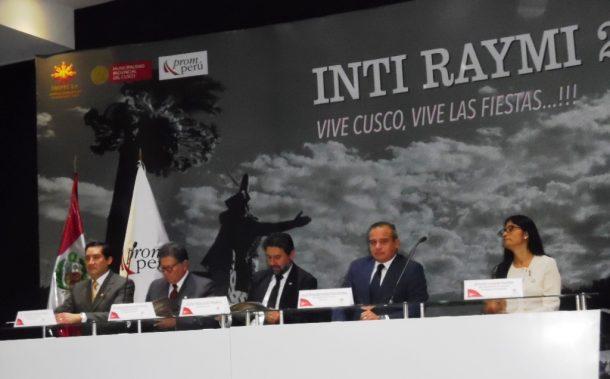 EMUFEC: FIESTAS DEL CUSCO SERÁN PROMOCIONADAS EN FERIAS