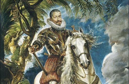 El duque de Lerma de Rubens