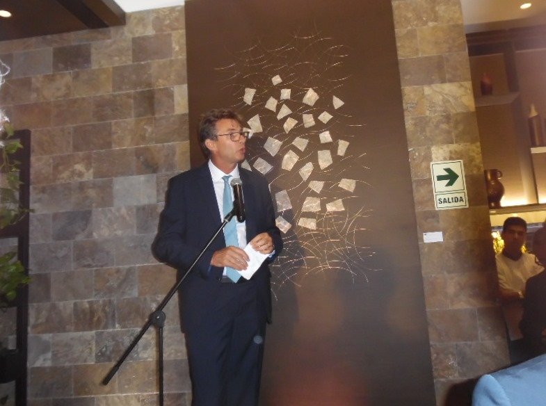 Frederic Ribault, Área Manager Upscale & Luxe, Chile – Perú, Accor.