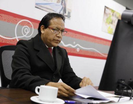 Ministro Sánchez